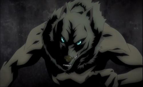 Dance in the Vampire Bund Akira Kaburagi Regendorf Werewolf anime wolf anime wolves