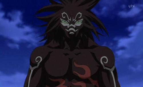 Kekkaishi Gen Shishio Werewolf anime wolf anime wolves