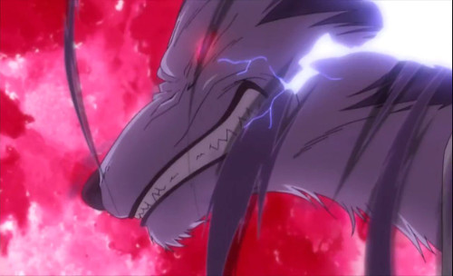 Rosario to Vampire Ginei Morioka Werewolf Transformation anime wolf anime wolves