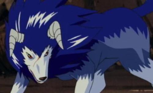 Monster Farm: Enbanseki no Himitsu Monster Rancher Ryger - Standing anime wolf anime wolves