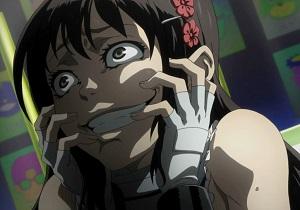 Minatsuki Takami from Deadman Wonderland is a yandere anime character!