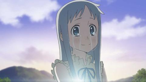 Anohana Menma worst anime world
