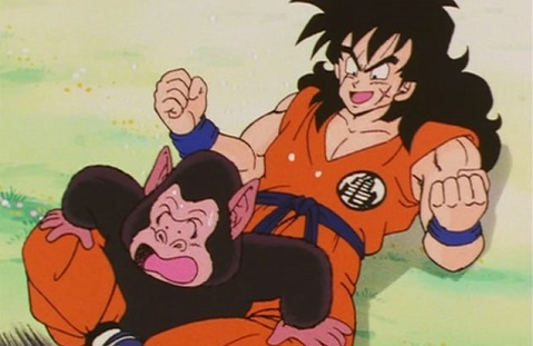 Yamcha Dragon Ball Z worst anime