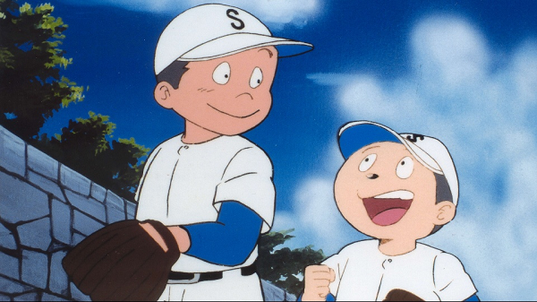 Captain baseball anime