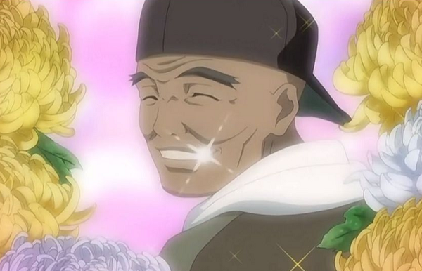 15 Anime Characters with Eyes Always Shut -