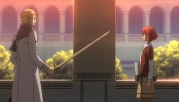 Akagami no Shirayukihime - Shirayuki and Lord Haruka