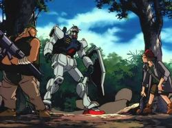 Gundam: The 08th MS Team