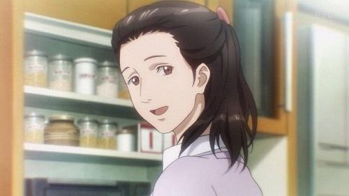 Nobiko Izumi Kiseijuu anime mother