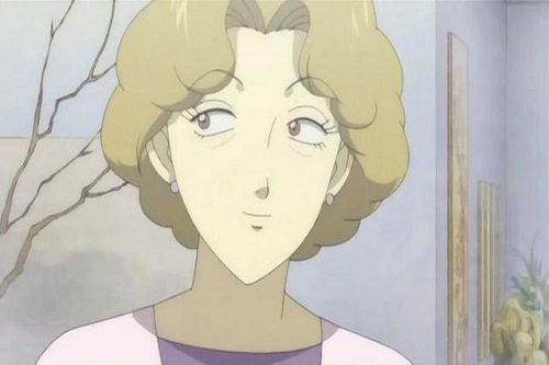 Noriko Irie Itazura na Kiss anime mother