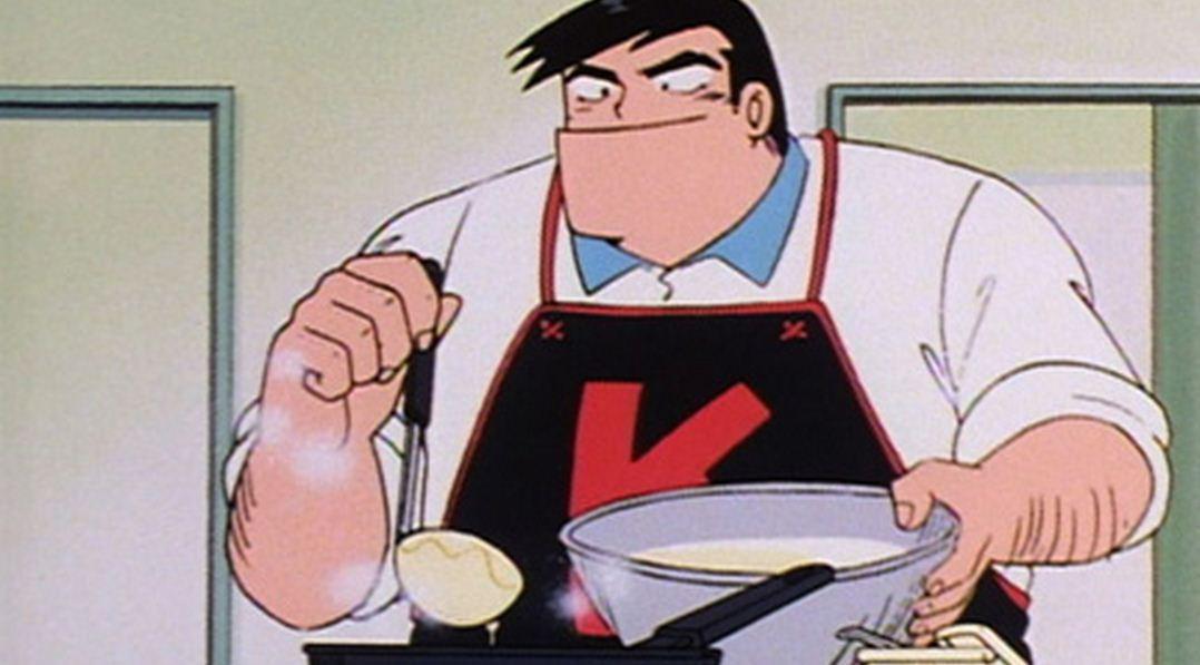 Cooking Papa anime cooking anime food anime