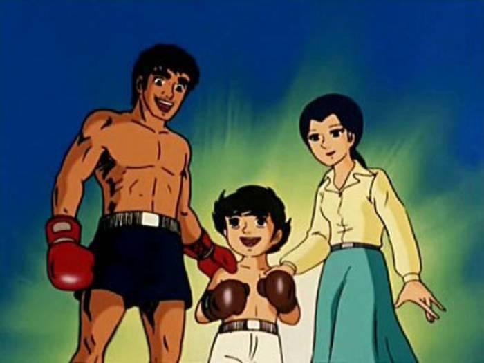 Genki Horiguchi, Ganbare Genki, Boxing Anime