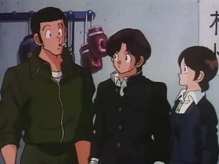Kango Yamazakura, Shuu Akiba, Minatsu Nakazato, Slow Step, Boxing Anime