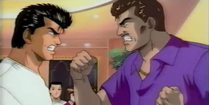Taison Maeda, Rokudenashi Blues, Boxing Anime