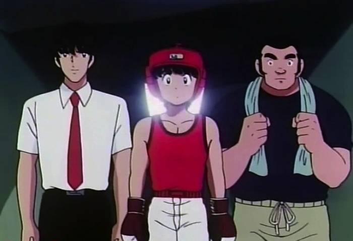 Ryoutarou Shiba, Nozomi Witches, Boxing Anime
