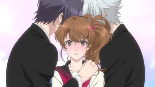 Reverse Harem Anime, Brothers Conflict