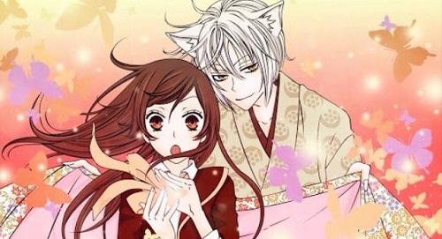 Reverse Harem Anime, Kamisama