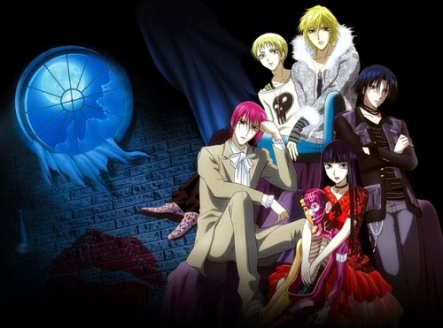 Reverse Harem Anime, Yamato Nadeshiko Shichihenge ♥