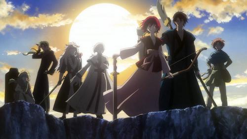 Reverse Harem Anime, Akatsuki no Yona