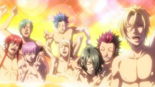 Reverse Harem Anime, Kamigami no Asobi