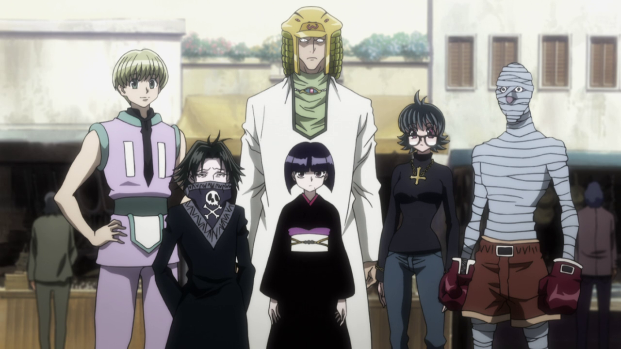 Hunter x Hunter - Phantom Troupe