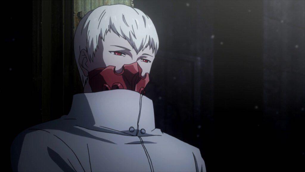 Tatara mask Tokyo Ghoul