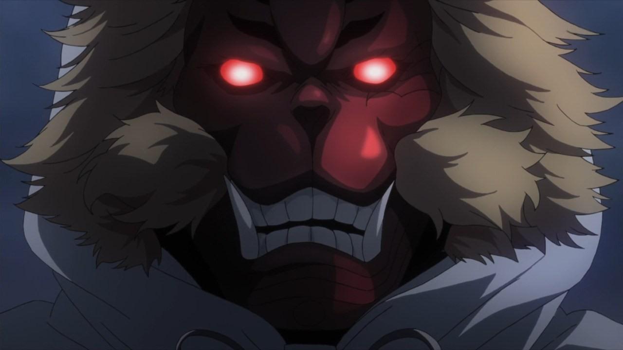 Koma Mask Tokyo Ghoul