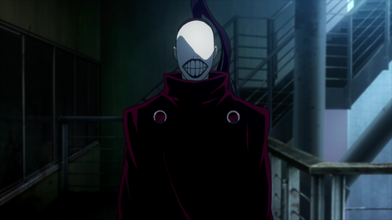 Noro Mask Tokyo Ghoul