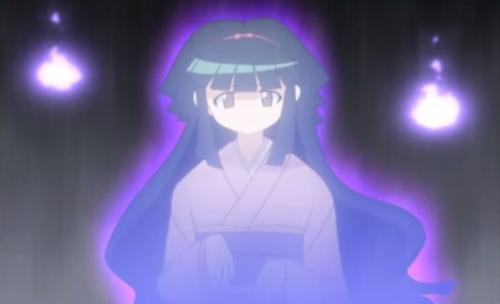 Keroro Gunsou (Sgt. Frog) Omiyo cute anime ghost girls