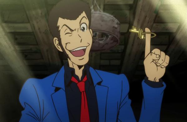 Anime Anti-Hero Main Characters - Arsene Lupin III - Lupin III