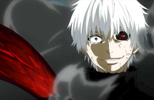 Anime Anti-Hero Main Characters - Kaneki Ken - Tokyo Ghoul
