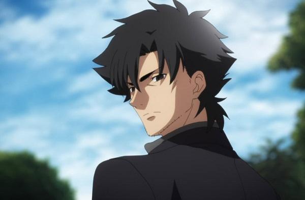 Anime Anti-Hero Main Characters - Emiya Kiritsugu - Fate/Zero
