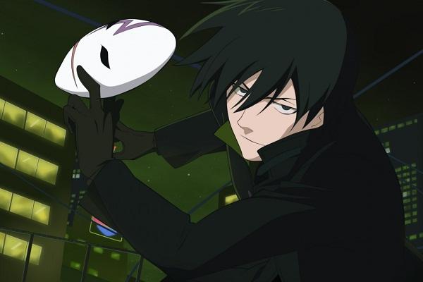 Anime Anti-Hero Main Characters - Hei - Darker than Black: Kuro no Keiyakusha