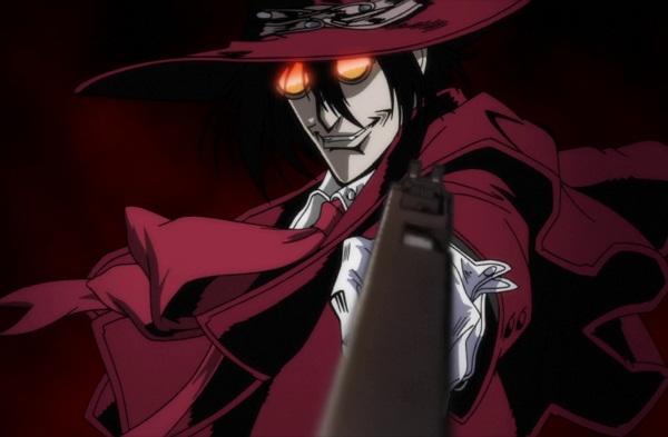 Anime Anti-Hero Main Characters - Alucard - Hellsing