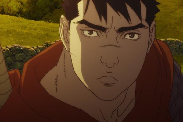 Anime Anti-Hero Main Characters - Guts - Berserk