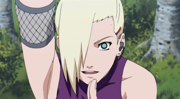 Naruto Ino Yamanaka hot Naruto girls