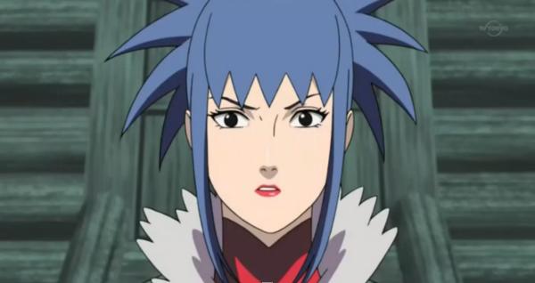 Naruto Guren hot Naruto girls
