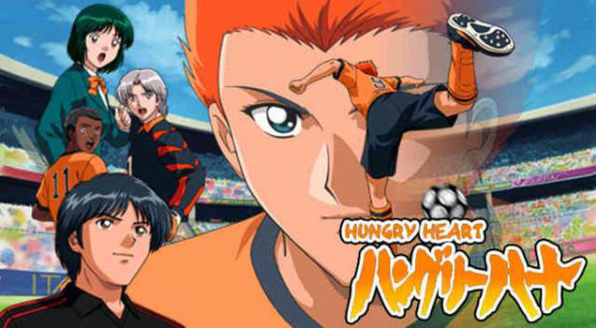 Hungry Heart Wild Striker, Soccer Anime