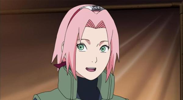 Naruto Sakura hot Naruto girls