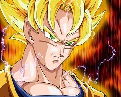 Dragon Ball Z anime rap