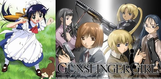 Mahoro Gunslinger Girls