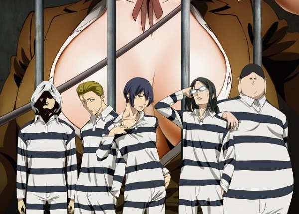 prison school character roster