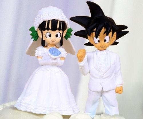 Dragon Ball Z, Chi-Chi, Goku