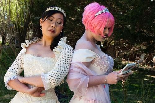 Revolutionary Girl Utena Wedding Theme, Utena, Anthy