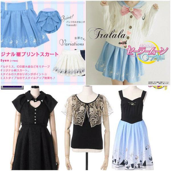 Sailor Moon Clothes
