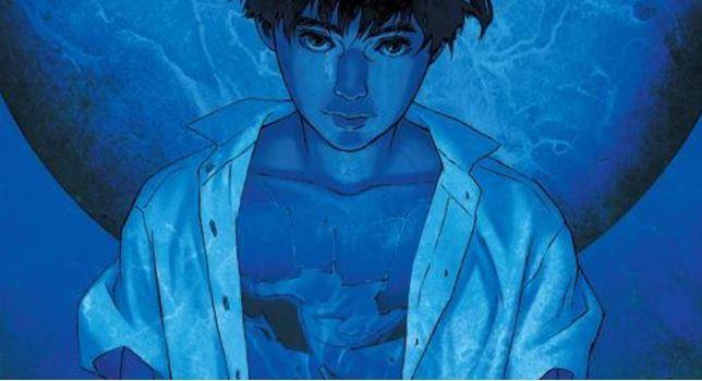 Tropic of the Sea Satoshi Kon manga
