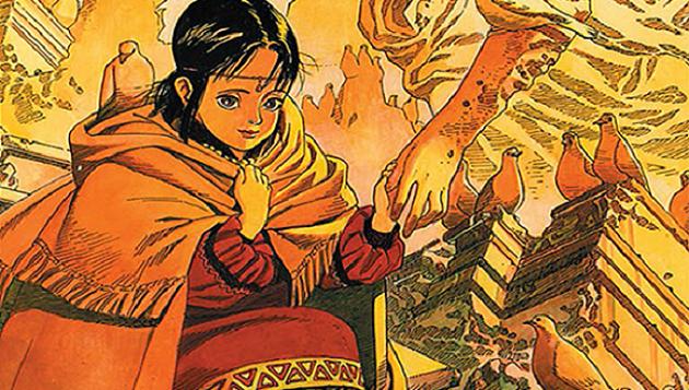 Seraphim Satoshi Kon manga