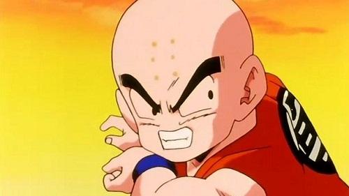 15 Anime Characters with Big Eyebrows - Krillin – Dragon Ball