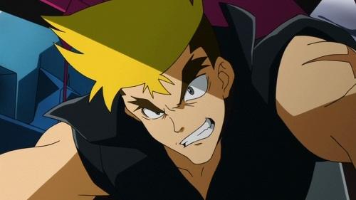 15 Anime Characters with Big Eyebrows - Kittan Bachika – Tengen Toppa Gurren Lagann