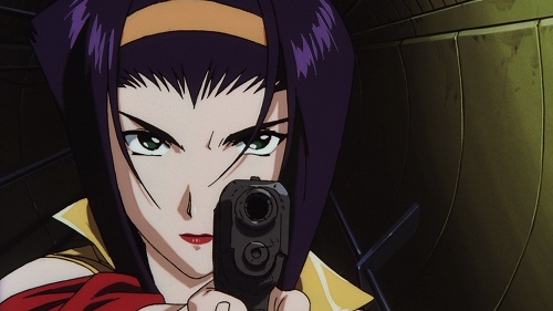 15 Sexy and Dangerous Femme Fatale Anime Characters - Faye Valentine (Cowboy Bebop)