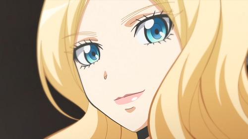 15 Sexy and Dangerous Femme Fatale Anime Characters - Irina Jelavic (Assassination Classroom) Ansatsu Kyoushitsu